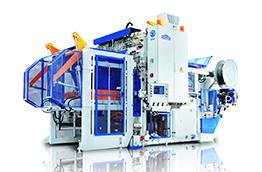 Zenith 940 Mobile Multilayer Block Machine