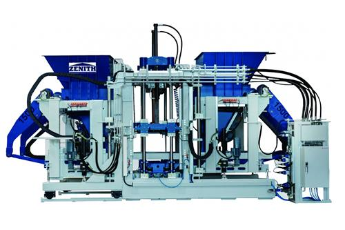 Zenith 1500 Single Pallet Block Making Machine