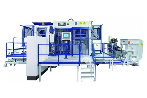 Zenith 844 Multilayer Block Machine